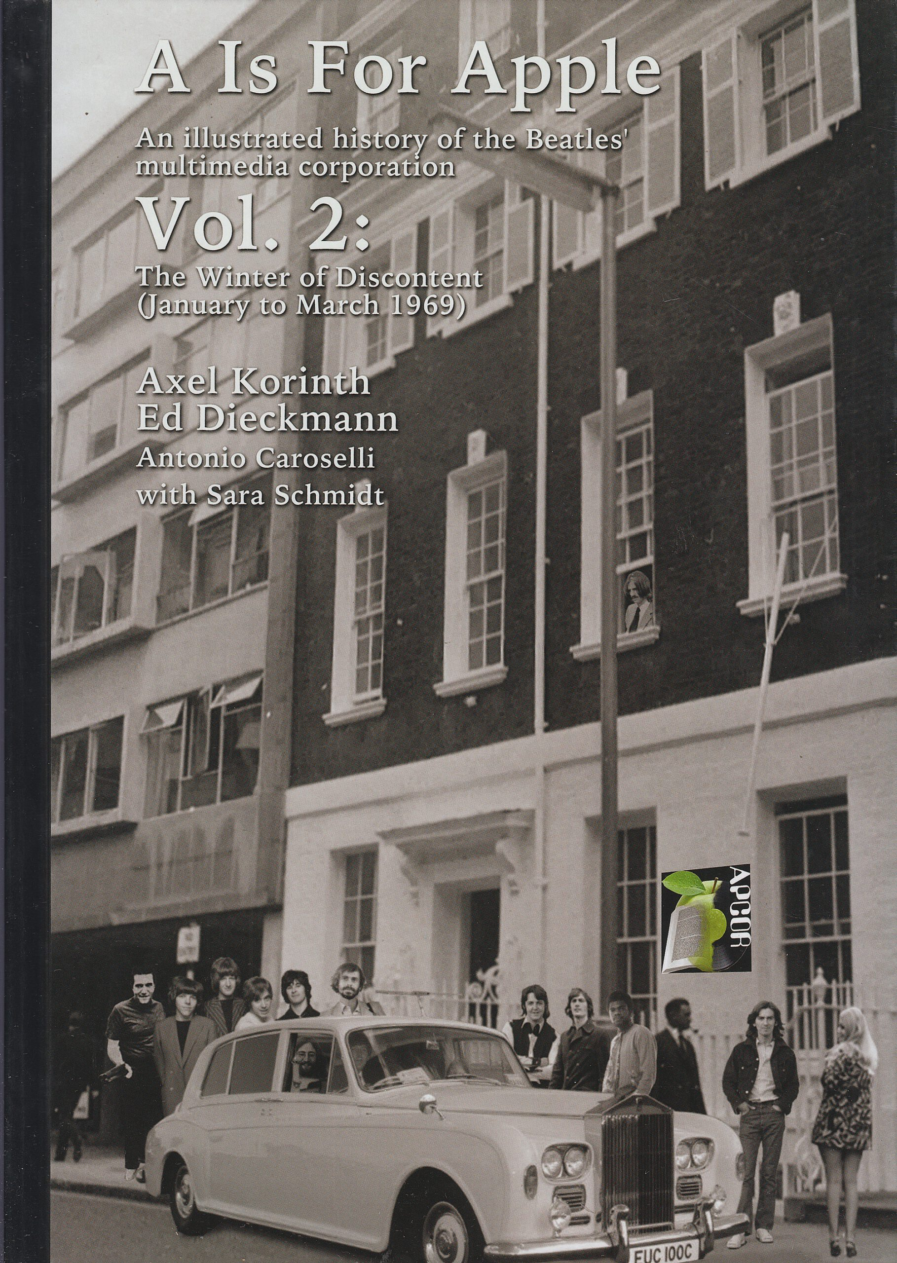 Book A is for Apple Vol. 2